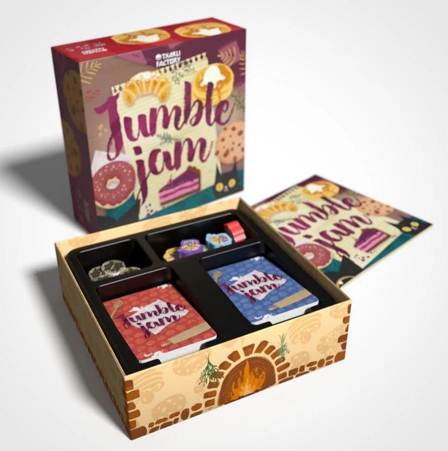 Jumble Jam :
