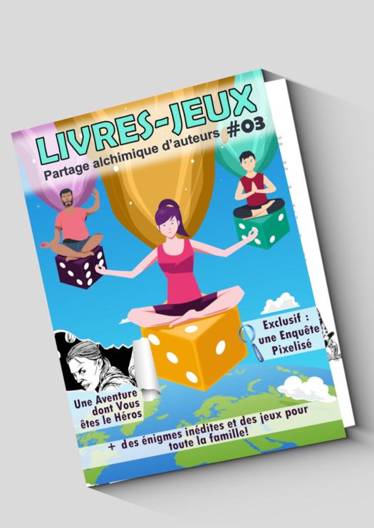 Mag#03 livres-jeux en téléchargement gratuit