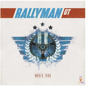 Rallyman GT - Extension World Tour