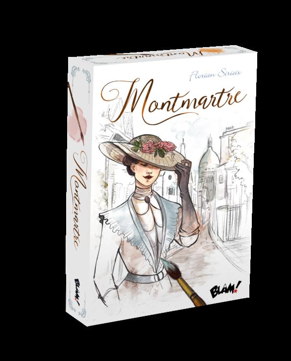 Blam à PEL: Montmartre entre en Seine!