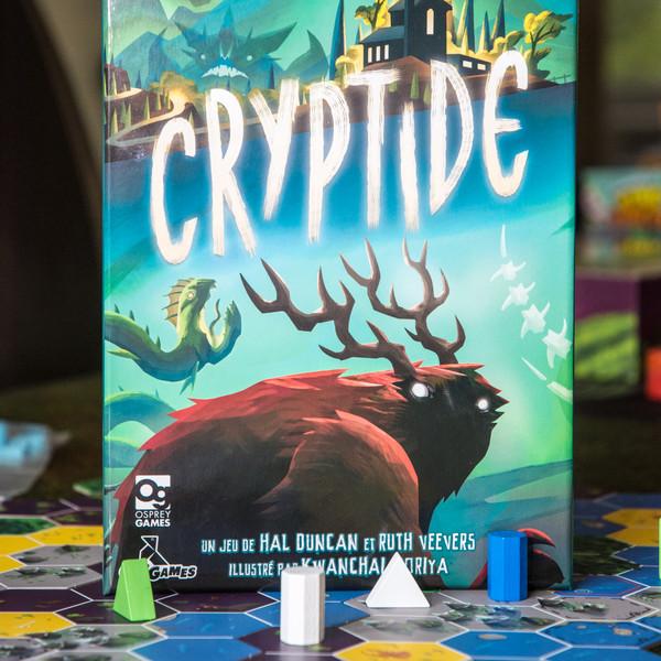 CRYPTID : notre expérience ludique de l'année !