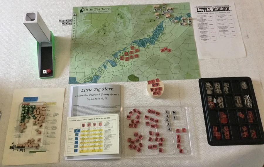 [CR] Indian wars : Custer / Les Guerres indiennes : Custer- Little Big Horn 5cdf52a8da0dac69337b5d0d0ef4218aee6cd2867b8a3a5fa8e64fceb5eb