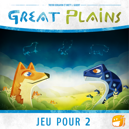 Le jeu Great Plains, bientôt dans le catalogue Funforge !