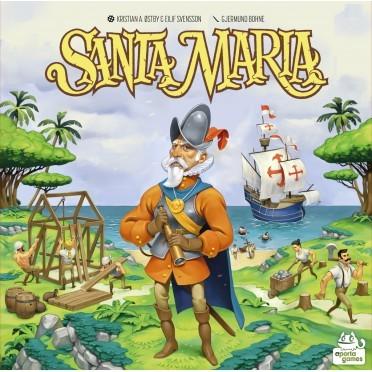 ESSEN REVIEW: On commence avec SANTA MARIA