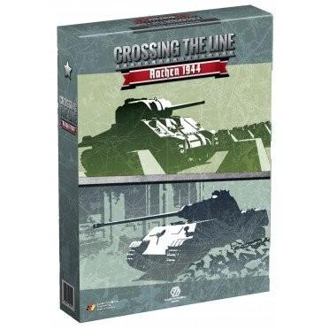 Crossing the Line - Aachen 1944