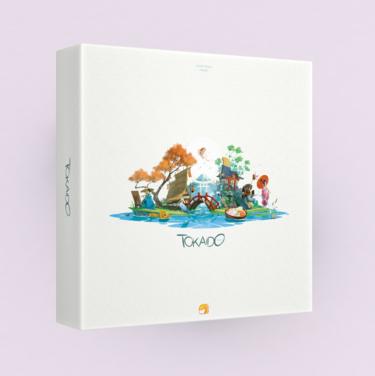 Tokaido est actuellement disponible !