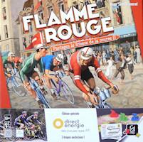 [Jeux A Thème] Sur le Vif : Review de Flamme rouge ! Si simple et pourtant si efficace !!!