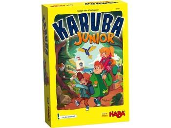 Karuba - Jeu de cartes : La pyramide ? Au fond à droite !