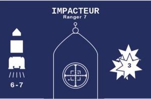Baïkonour : impacteur