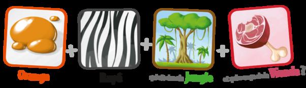 Concept Kids Animaux - l'adaptation de Concept pour les plus petits !