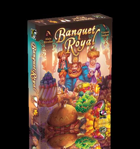Banquet Royal : Solistes de points à la Brutus !