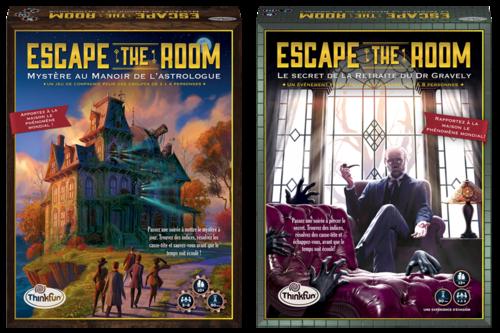 Escape The Room : ou comment s'échapper de son salon