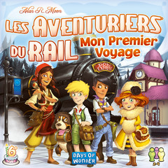 Les Aventuriers du Rail : Mon Premier Voyage