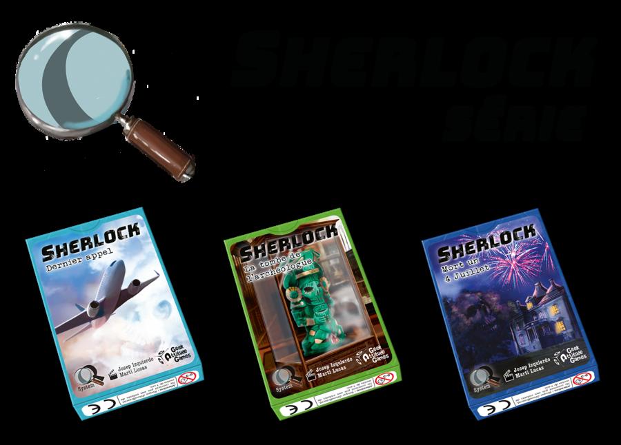 Sherlock : La tombe de l'archéologue