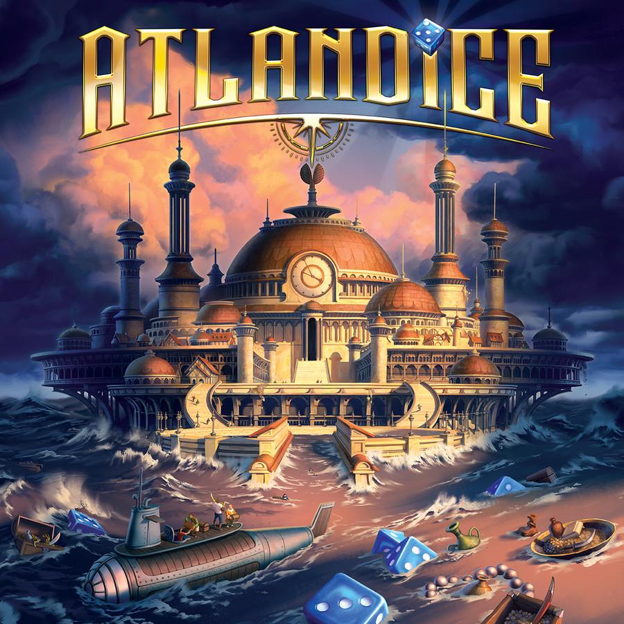 Cover Atlandice - Ludonaute 2108