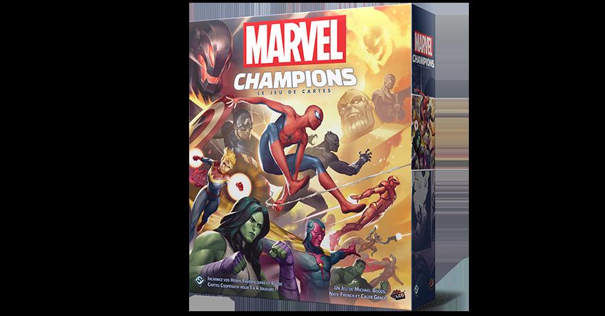 Marvel Champion boite