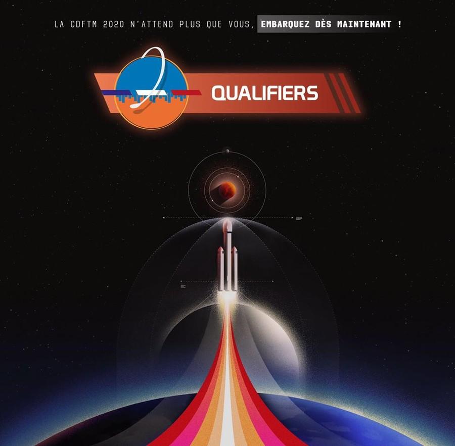 Les qualifs pour la prochaine Coupe de France Terraforming Mars, c'est du 5 septembre au 15 octobre !