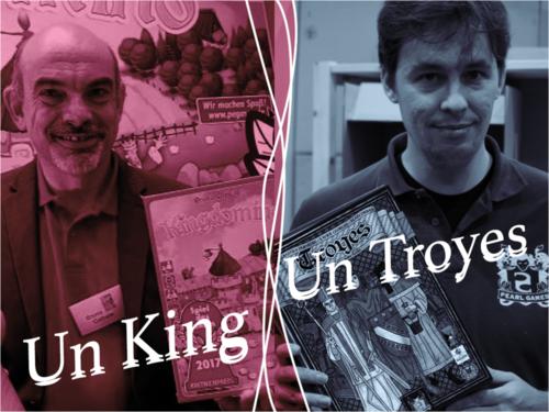 [TTCup 10] Kingdomino vs Troyes ! Une finale de rois.