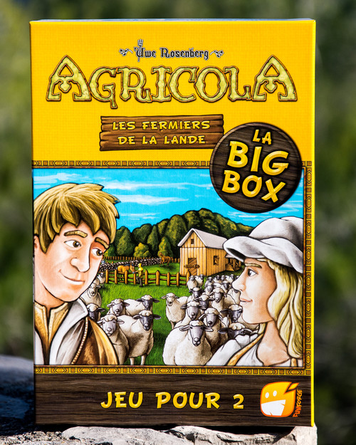 AGRICOLA BIG BOX  :