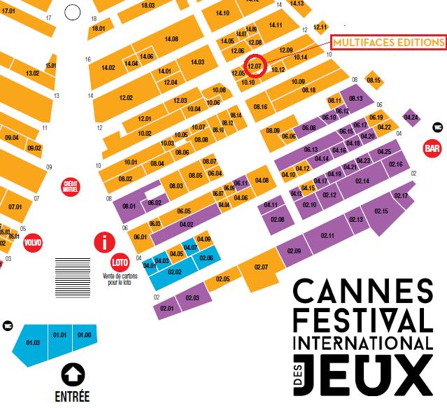 (oh !) Cap à  Cannes (ah !)