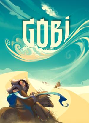 Couverture Gobi
