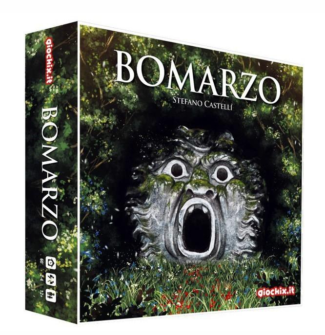 Bomarzo : un financement, sinon deux !
