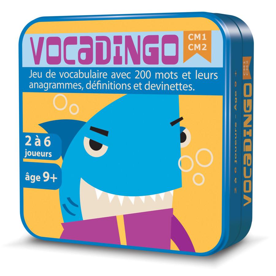 VOCADINGO CM1 CM2