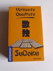 Sudoku verhexte quadrate