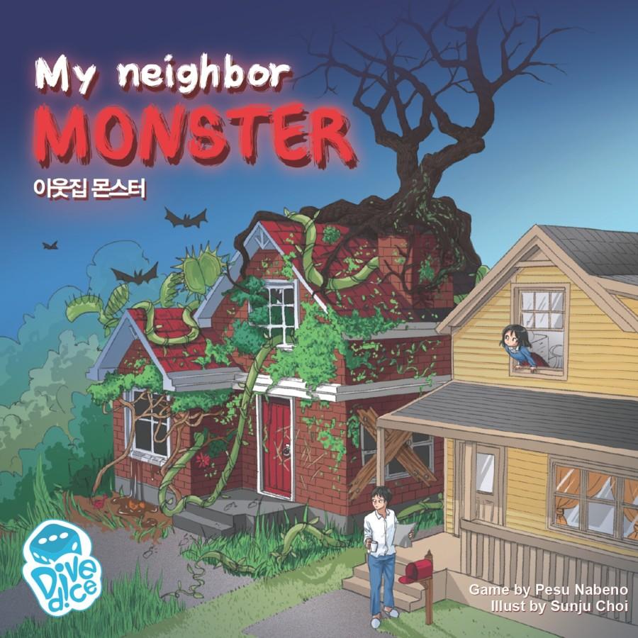 My neighbor Monster, notre dernière croustille asiatique