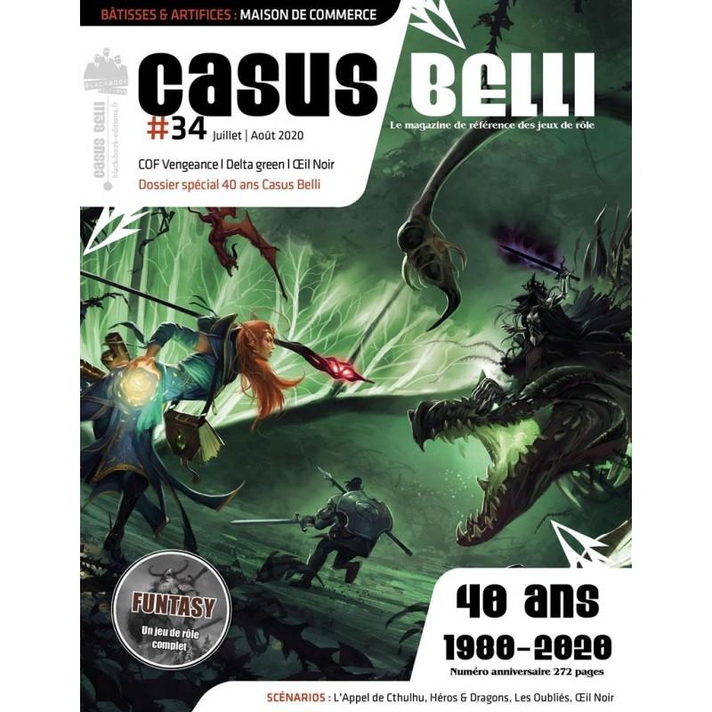 Casus Belli n°34