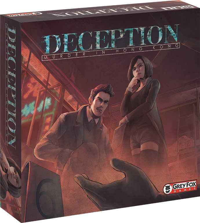 Deception : Murder in Hong Kong