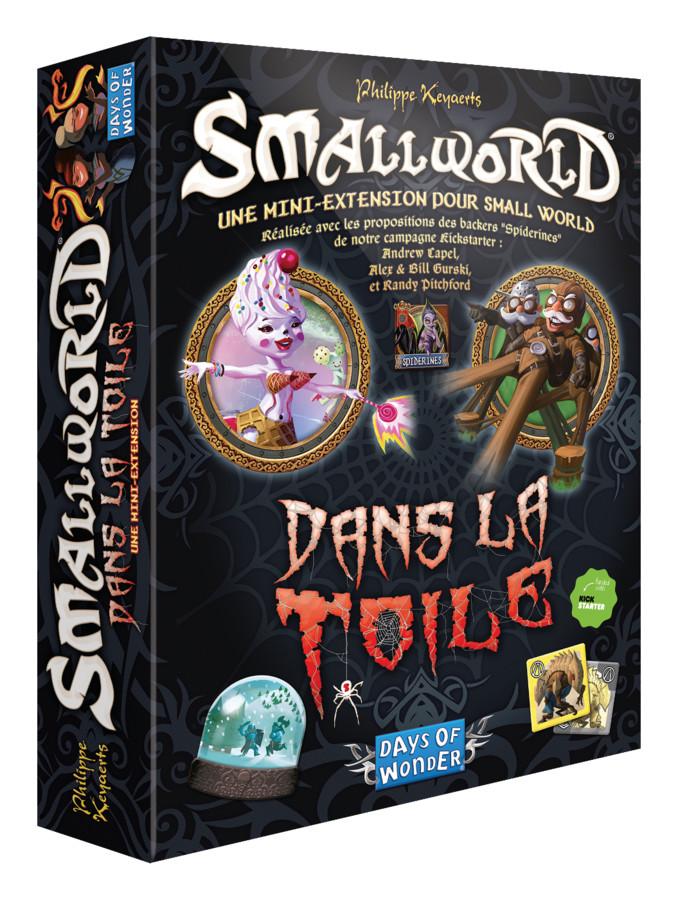 Small Word : Dans la Toile