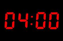 4 H. Chrono. Le Temps d'un Marathon....