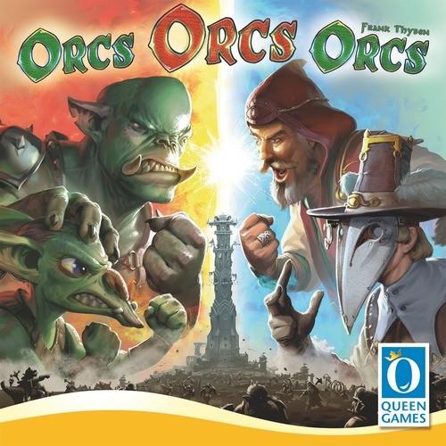 Orcs Orcs orcs est de sortie !