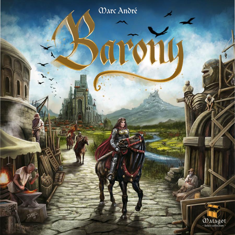 Barony de Marc andré, ou les grands ducs