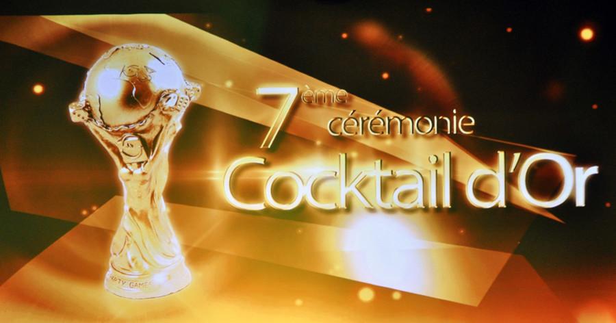 Les Cocktails d'Or 2015...