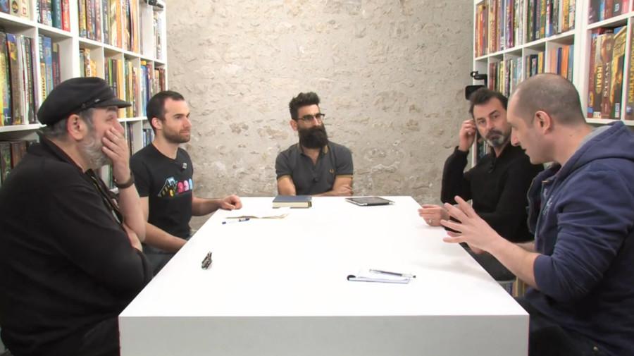 Jeu & Arts : Le Débat de l'intelligence pur en VOD sur TT Tv !