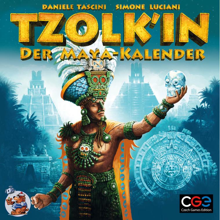 Tzolk'in: Der Maya-Kalender