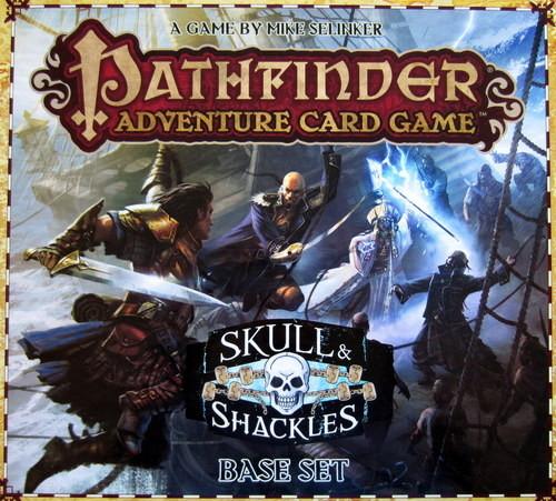 Pathfinder Adventure Card Game : Skull and Shackles - Base Set