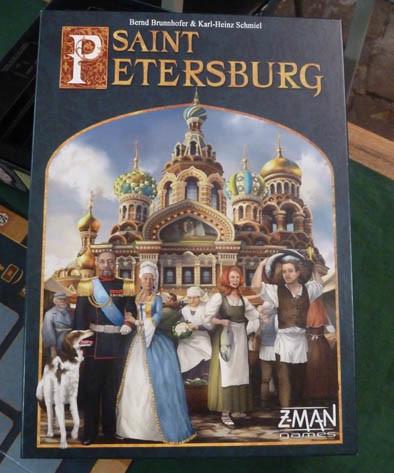toute première fois: saint petersburg 014
