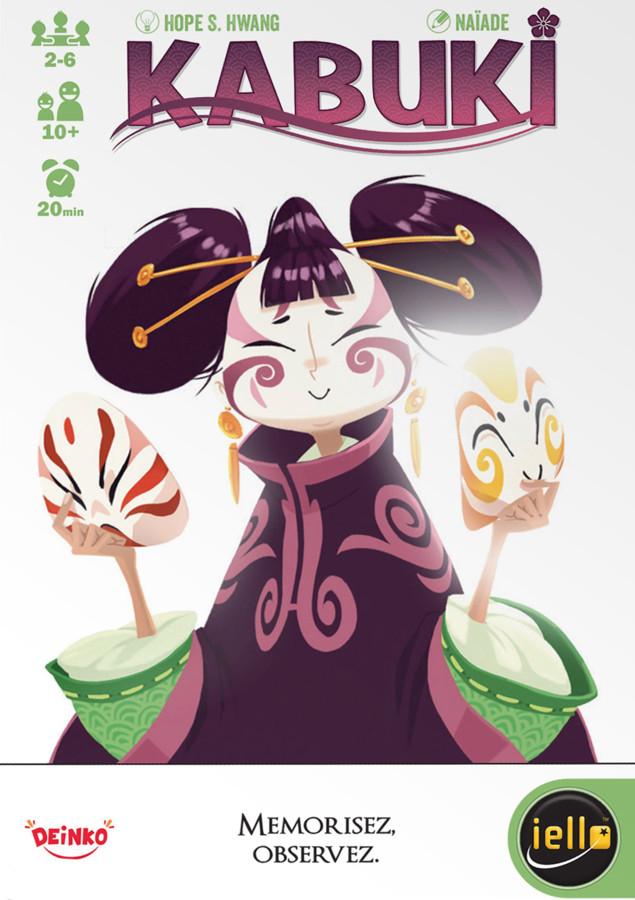 Kabuki, i can get Nô