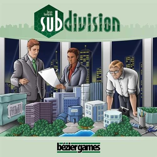 Subdivision, le prochain Ted Alspach vu par le forum