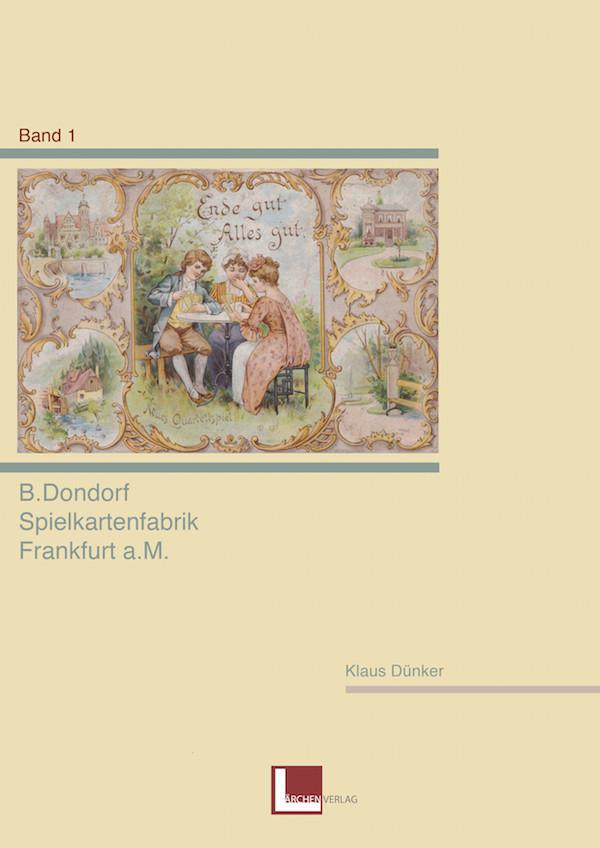 Frankfurter Kartenspiele in zwei Bänden