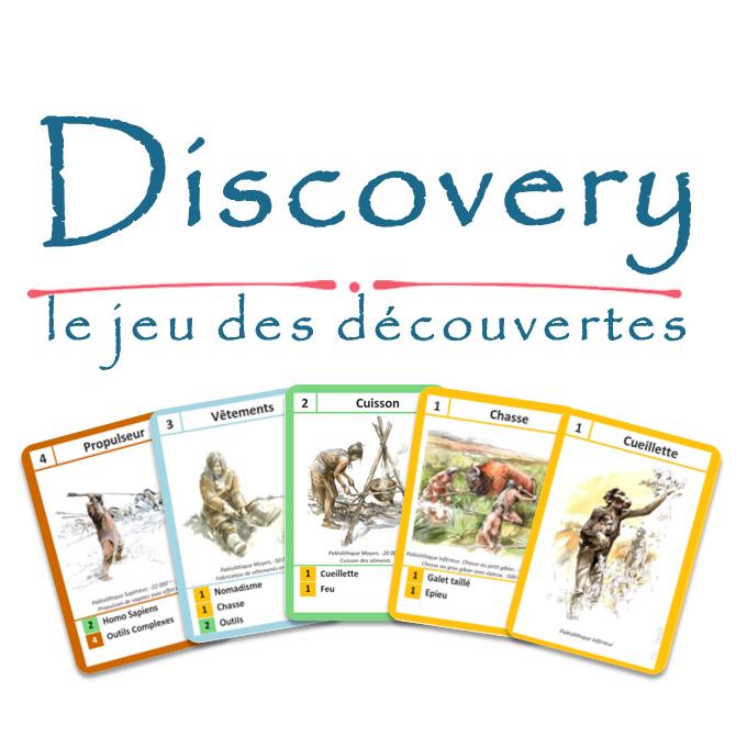 discovery le jeu des d couvertes prototypes gratuits demandez en avant le 5 mai. Black Bedroom Furniture Sets. Home Design Ideas