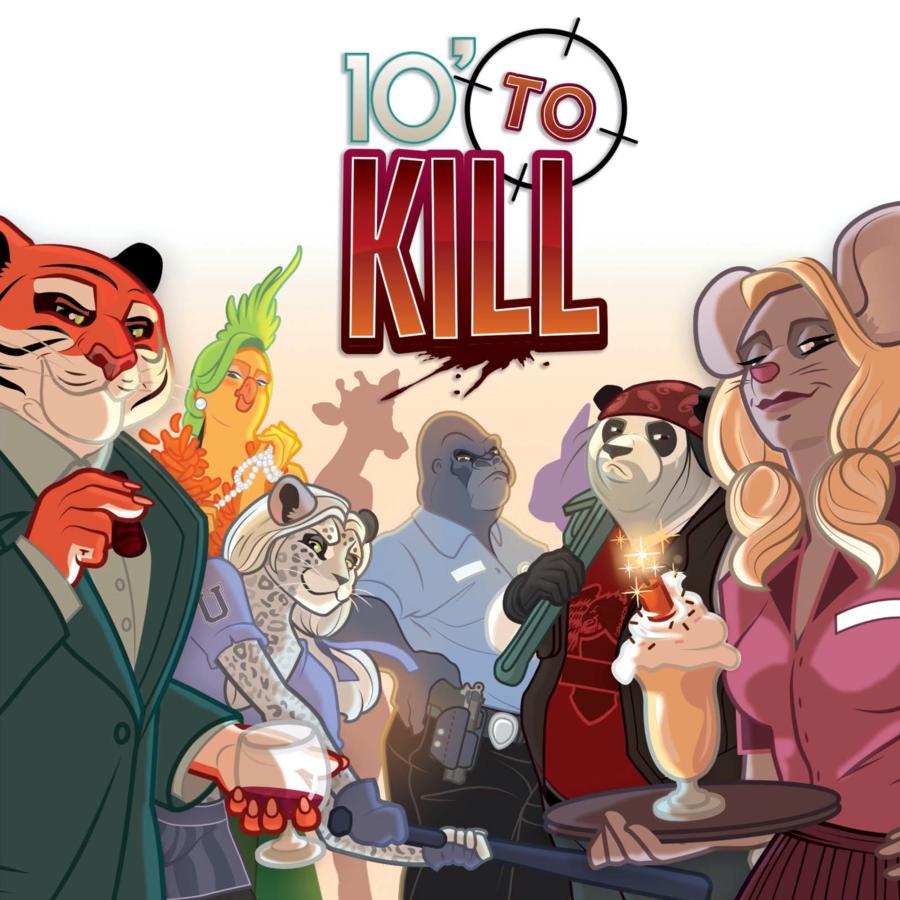 10' To Kill : Ni femmes, ni enfants, c'est ça ?