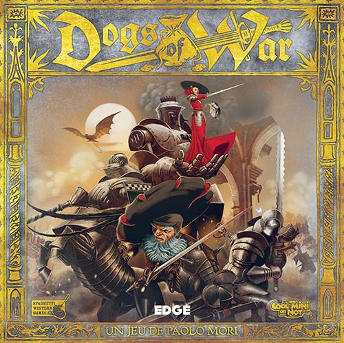 Dogs of War est disponible