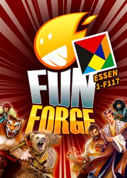 Funforge à Essen, 2014