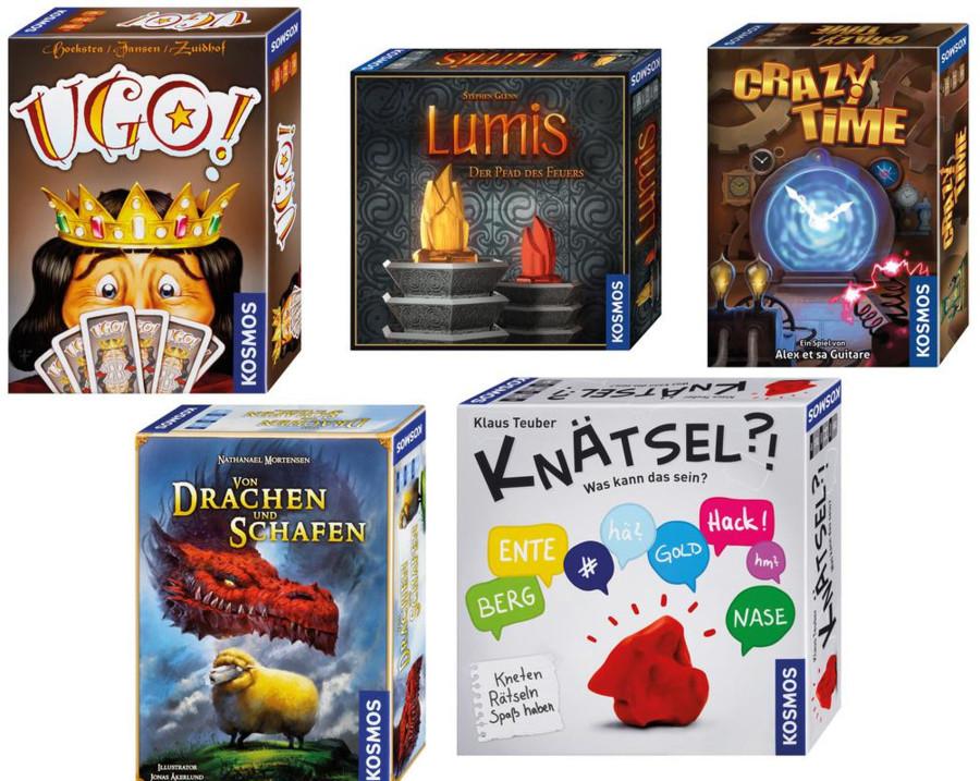 Kosmos: Crazy Knet-Feuerdrachen
