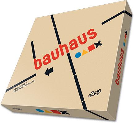 Bauhaus, un jeu édité par Edge