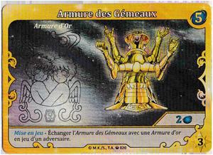 Armure des Gémeaux